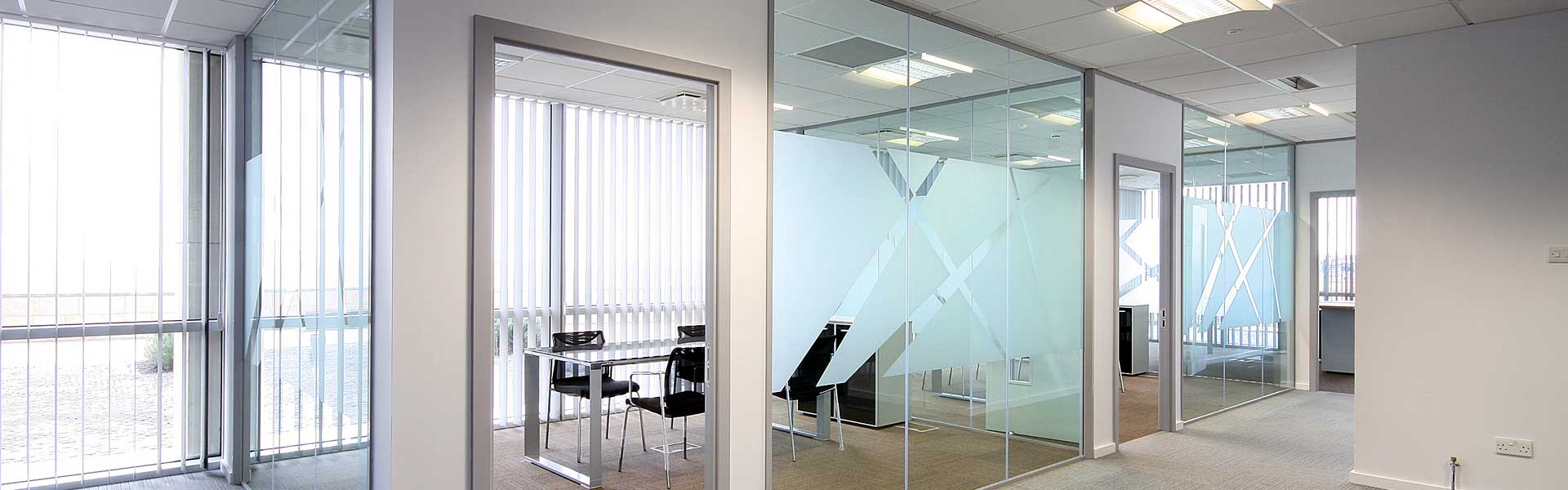 Interiors & Partitions in Glasgow